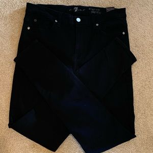 Women's 7 for All Mankind High Waisted Skinny 32